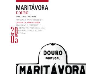 Maritávora-Red-2005-Rótulo