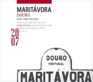 Maritávora-Red-2007-Rótulo