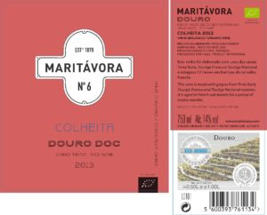 Maritávora-Red-2013-Rótulo