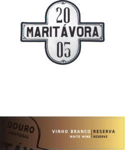 Maritávora-Reserva-White-2005-Rótulo