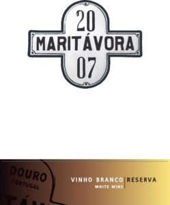 Maritávora-Reserva-White-2007-Rótulo