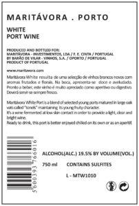 Porto-White-Rótulo